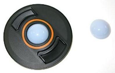 55mm Snap Cap White Balance & Exposure System
