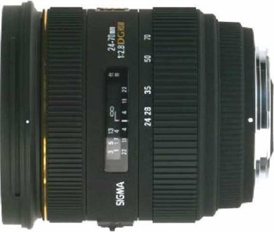24-70mm F2.8 IF EX DG HSM Lens for Canon EOS - OPEN BOX