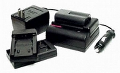 VBC-201P AC/DC Charger For Nikon EN-EL1