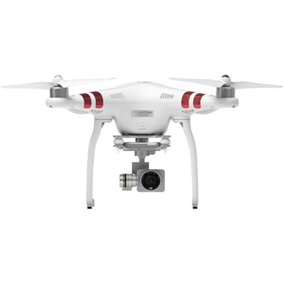 Phantom 3 Standard Quadcopter Drone with 2.7K Camera and 3-Axis Gimbal