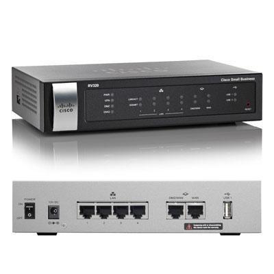 RV320 VPN Router Web Filter