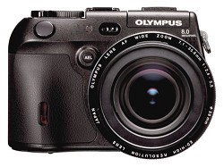 C-8080 Refurbished Digital Camera - REFURBISHED