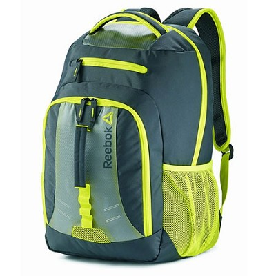 Firebreather Backpack (GREY/YELLOW)