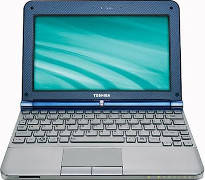 NB205-N330BL 10.1 inch Mini Notebook PC - Royal Blue