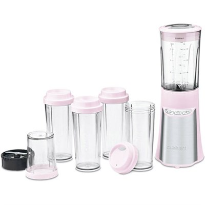 CPB-300PK - SmartPower 15-Piece Blending/Chopping System (Pink) - Refurbished