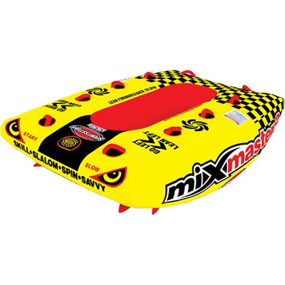 Mixmaster 2 Towable Double Rider Water Tube