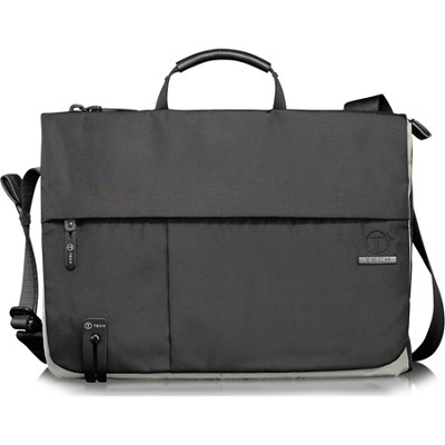 T-Tech Civilian Ryans Slim Laptop Crossbody (Black Ice)