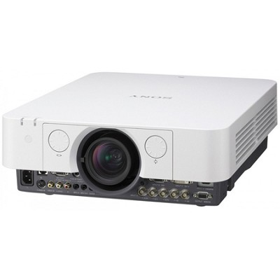 4300 Lm WUXGA Install. Projector - White