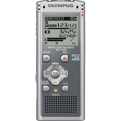 WS-700M Digital Voice Recorder (Grey) REFURBISHED