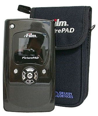 eFilm Picture Pad (40GB) Portable Image Storage and Viewer
