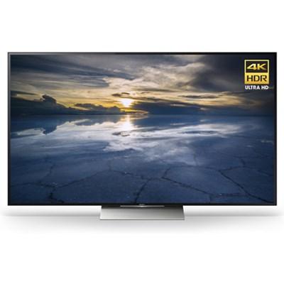 XBR-55X930D 55-Inch Class 4K HDR Ultra HD TV - OPEN BOX