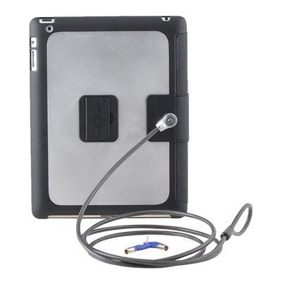 Locking Case for iPad 2 thru 4