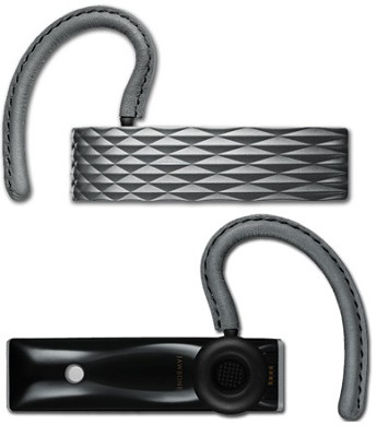 Jawbone II Bluetooth Headset with NoiseAssassin (Silver)