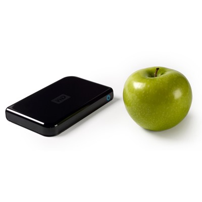Passport Portable 320GB USB 2.0 External Hard Drive  {WDXMS3200TN }