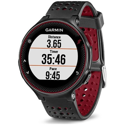 Forerunner 235 GPS Sport Watch with Wrist-Based Heart Rate Monitor - Marsala