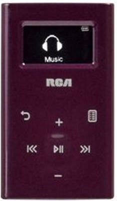 M2204PL 4 GB MP3 Player with Touch Control (Purple)