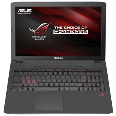GL752VW-GS71 17.3` GTX 960M 4GB Full HD ROG Laptop