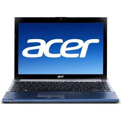 Aspire TimelineX AS3830T-6870 13.3` Blue Notebook PC - Intel Core i5-2430M Proc