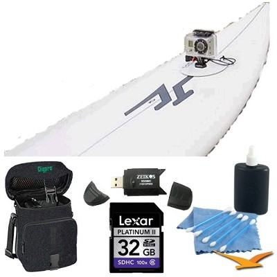 HD Surf HERO Camcorder With 32GB SD Card!