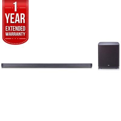 SJ9 Sound Bar w. 5.1.2ch Hi-Resolution Audio w/ 1 Year Extended Warranty