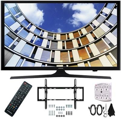 UN40M5300AFXZA Flat 40` LED 1920x1080p 5 Series Smart TV (2017) Wall Mount Kit