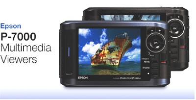 P-7000 Multimedia Viewer
