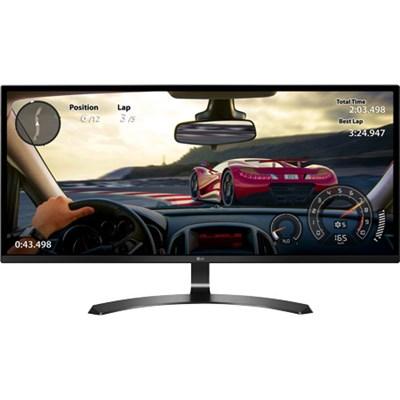 34` WFHD (2560x1080) 21:9 UltraWide IPS, Sleek Cut Freesync Monitor 34UM59-P