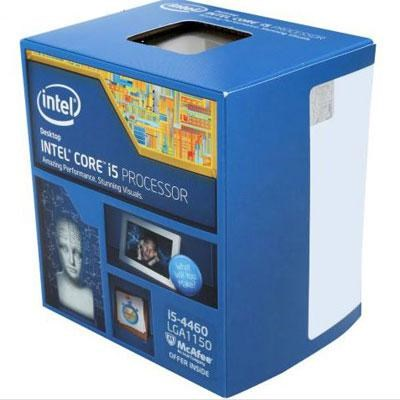 Core i5-4460 6M Cache 3.4 GHz Processor - BX80646I54460