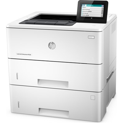 LaserJet Enterprise M506x Black and White Printer