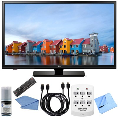 32LF500B - 32-Inch 720p 60Hz LED HDTV Hook-Up Bundle