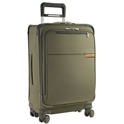 U122SP-7  Baseline 22` Domestic Carry-On Spinner - Olive