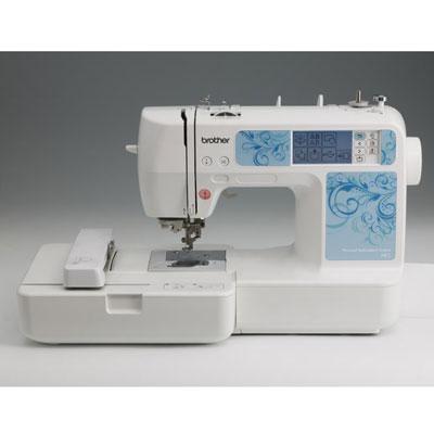 Computerized Embroidery Machine - HE1