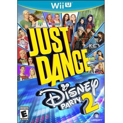 Just Dance Disney Party 2 WiiU