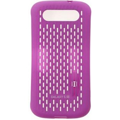 Galaxy S III Coin Stand Case - Violet