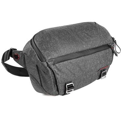 Everyday Sling/Camera Bag (10L, Charcoal) (BSL-10-BL-1)