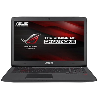 ROG G751JL-WH71(WX) 17.3` Intel Core i7 4720HQ Gaming Laptop - OPEN BOX