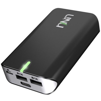 Enerpak Tube Plus 8000mAh 2 Port Charging Battery Pack with Flash - OPEN BOX