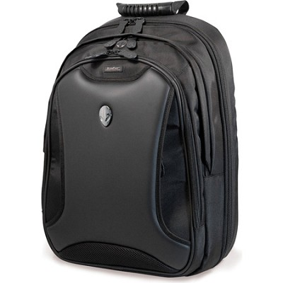 Alienware Orion M14x Ballistic Nylon 14.1` Black Laptop Backpack (ScanFast)