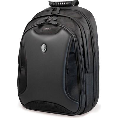 Alienware Orion M14x Ballistic Nylon 14.1` Black Laptop Backpack (ScanFast)