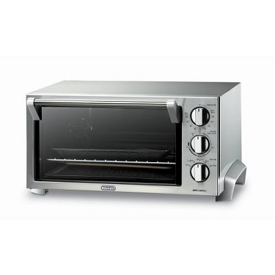 6-Slice Toaster Oven, Stainless Steel