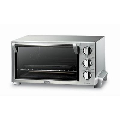 6-Slice Toaster Oven, Stainless Steel