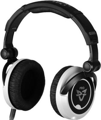 DJ1 PRO S-Logic Surround Sound Professional Headphones - OPEN BOX