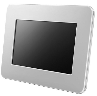 SPF-71Es 7` Digital Photo Frame with Multimedia Playback