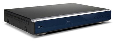 BD390 - 1080p High-definition Blu-ray Disc Player