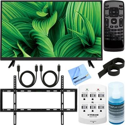 D43n-E1 D-Series 43-Inch Class LED TV + Ultimate Wall Mount Bundle