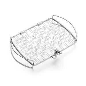 6470 Original Stainless Steel Fish Basket - Small