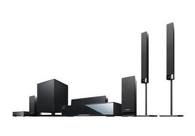 BDVHZ970W - Blu-ray Disc Player Home Entertainment System