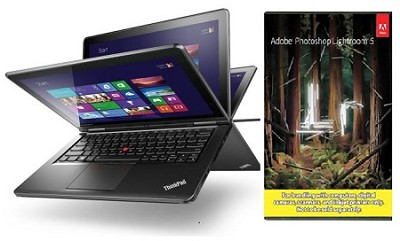ThinkPad Yoga 12.5-Inch i7-4600U Convertible 2 in1 Touchscreen + Adobe Bundle