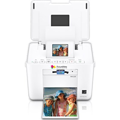 Epson PictureMate Charm Photo Printer PM225 - OPEN BOX NO INK