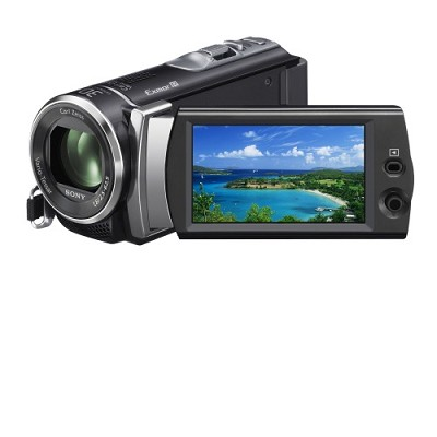 HDR-CX190 1920x1080 Full HD 25x Optical Zoom Camcorder